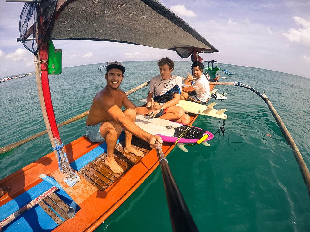 Bali Airport reef