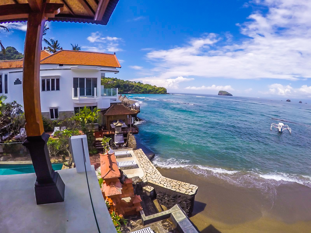 Bali Amed mer