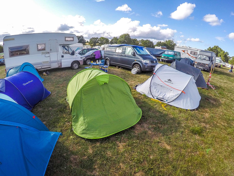 Hadra camping