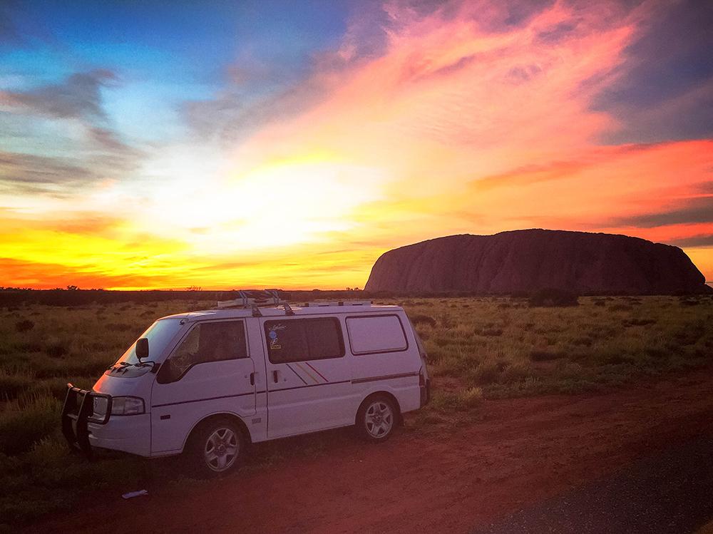 Australie Uluru