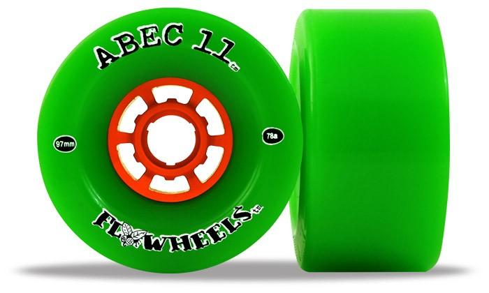 abec 11 roues longboard
