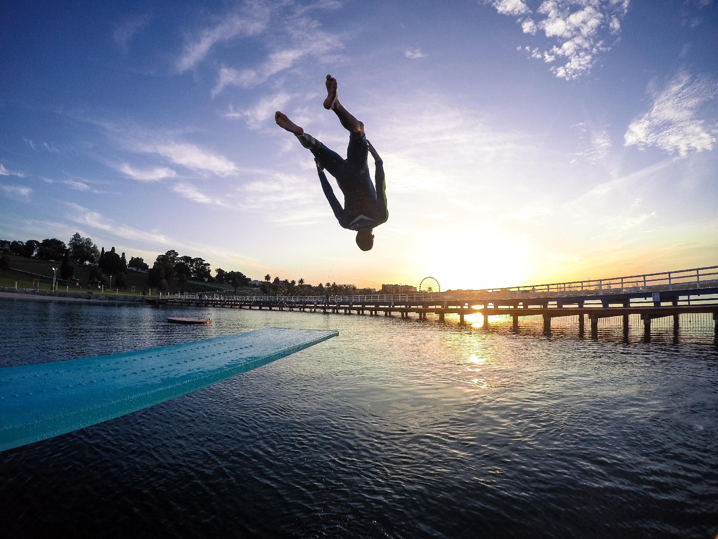 Geelong piscine