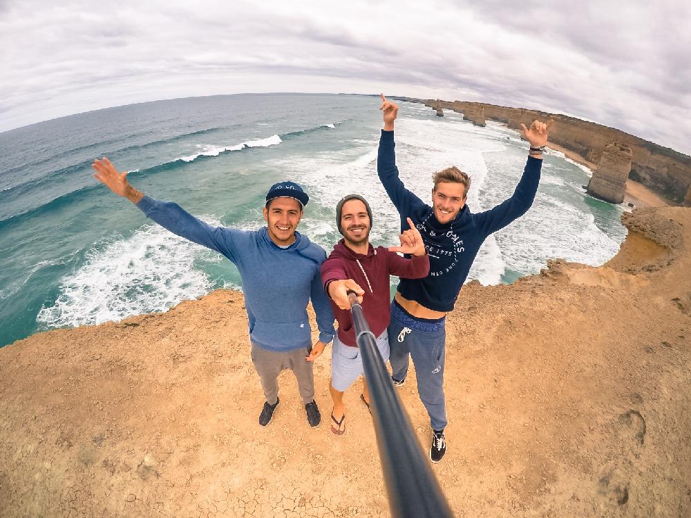 Great ocean road friends