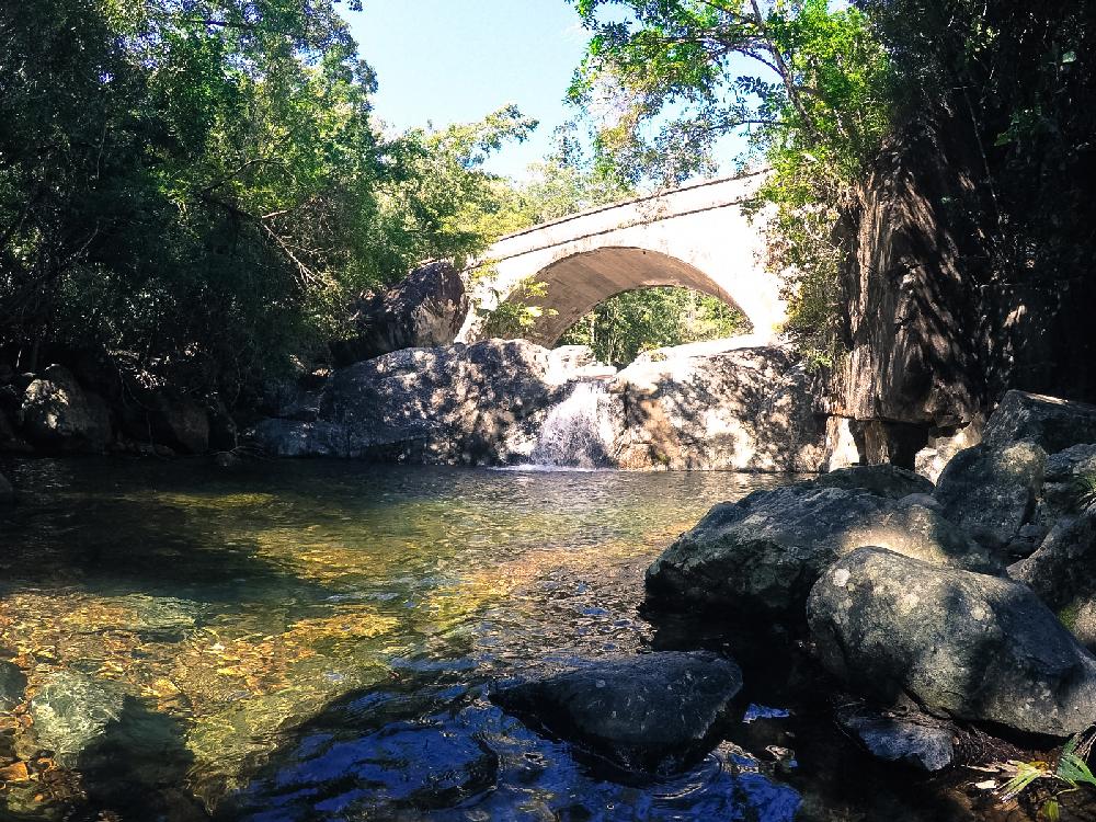 Crystal Creek Bridge