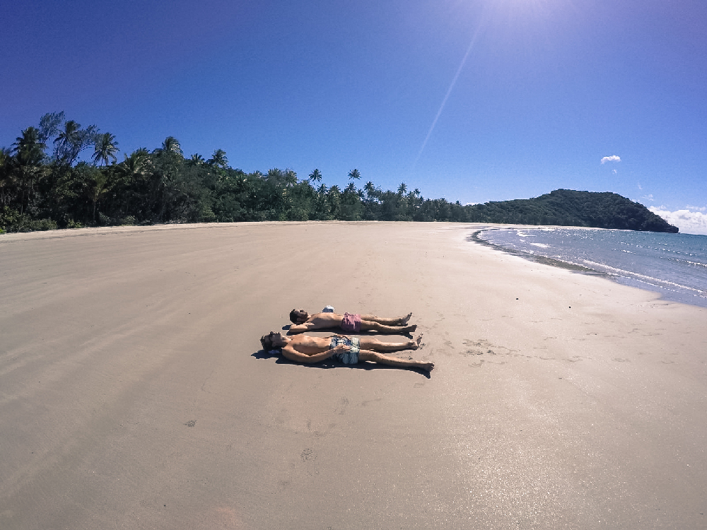 Daintree Foreste Beach