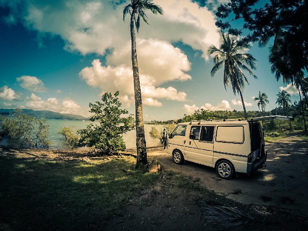 Free Camp Airlie Beach