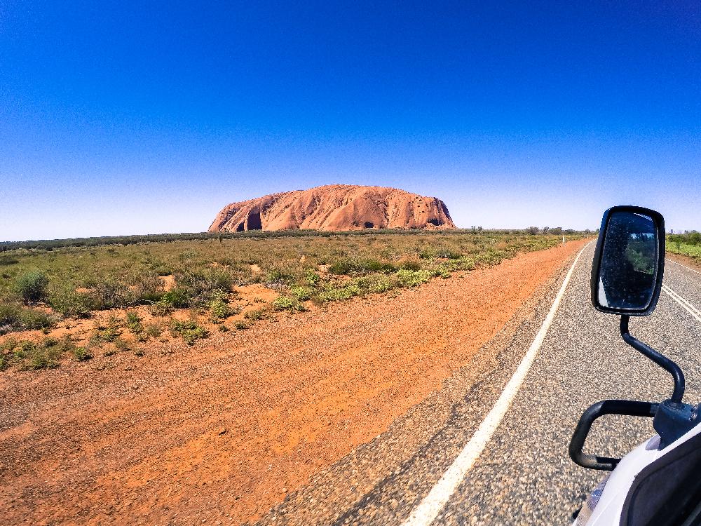 Red Rock Uluru